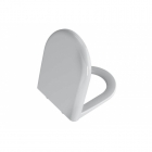 Image for Vitra Zentrum Soft Close Toilet Seat - 94-003-009