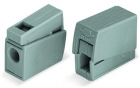 Image for Wago 2 Way Lighting Connector Grey Box of 100 - 224-101