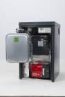 Warmflow Agentis 21-27kW Professional External Combination Oil Boiler - E26CPRO