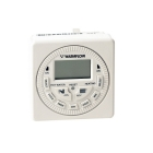 Image for Warmflow HE Combi White 7 Day Programmer