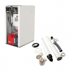 Warmflow U-Series HE 33-44kW Pre-Wired Regular Boiler ErP & Horizontal Flue
