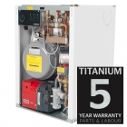 Warmflow U-Series Titanium HEE 15-21kW Combination Boiler