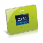 Image for Warmup 3iE Digital Programmable Thermostat - Leaf Green 3IELG