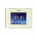 Image for Warmup 4iE Smart WiFi Thermostat - Bright Porcelain 4IEBP