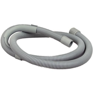 grey outlet hose