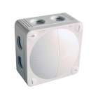 Image for Wiska 308/5 Grey Combi IP66 32A Junction Box - 308/5 grey