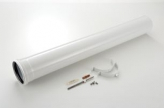 Worcester 1000mm Extension Kit 100mm Dia Flexi Flue 7716190066