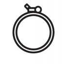 Worcester 150mm EPDM Seal Clamp 7716191103
