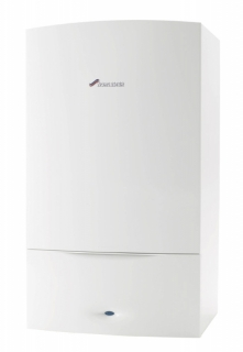 Worcester Greenstar 25Si Compact Combination Boiler Natural Gas ErP