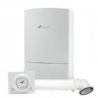 Image for Worcester Greenstar 36CDi Compact Combination Boiler Pack ErP & Horizontal Flue