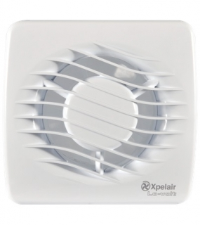 """Xpelair LoVolt LV100 4"""" Extract Fan 90845AW"""