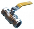 Yellow Compression Lever Valves