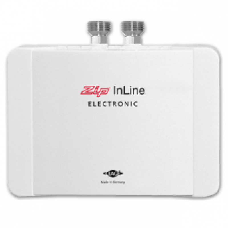 Zip inline es6 electronic instantaneous water heater for Water line heaters
